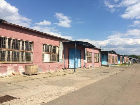 Сдаются склады с районе ж-д станции Загорново - Фото 2