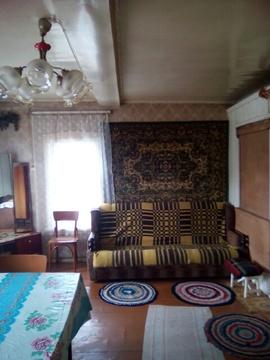 Продается крепкий дом 82 кв.м. из бревна на 44-х сотках земли, прописка - Фото 5