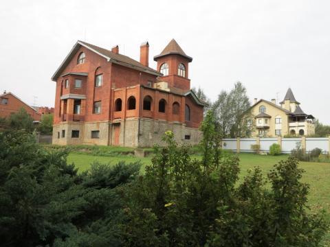 Особняк 588 кв.м на участке 36 соток. 57 км от МКАД по Минскому шоссе. - Фото 1