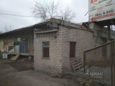 Продажа производственного помещения, Челябинск, Ул. Механическая - Фото 1
