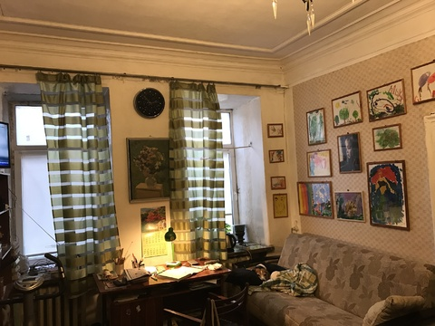 Отличная шестикомнатная квартира в старом купеческом доме - Фото 2