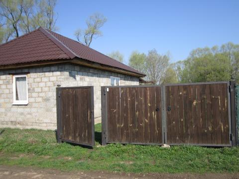 Дом в д. Соломасово Тульской области - Фото 1