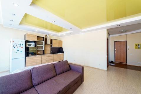 2-к квартира 64,4 м2 с подземной парковкой; Щегловский пер, 12. - Фото 2