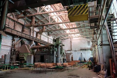 Производственно-складское здание 18 500 кв.м. - Фото 5