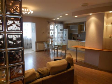 Сдается отличная четырехкомнатная квартира в элитном доме - Фото 5