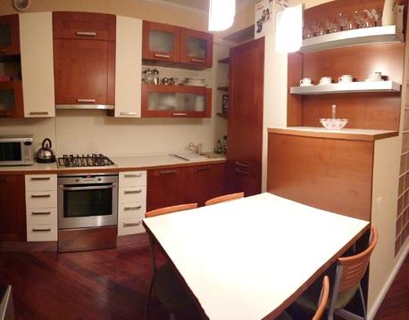 2х-комнатная стильная квартира рядом с м. Октябрьское поле - Фото 5