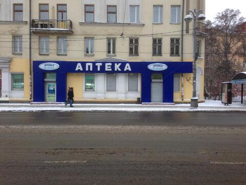 Продается Торговая площадь. , Иркутск г, улица Ленина 22 - Фото 2
