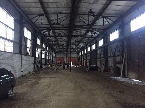 Производственно складское помещение 1400 кв.м. Земельный участок 70 . - Фото 4