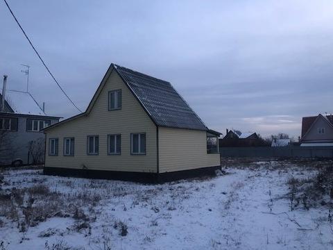 Жилой дом, 90 кв.м, г. Чехов, 47 км от МКАД. - Фото 1