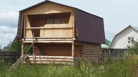 Недостроенный дом в Русском поле - Фото 1