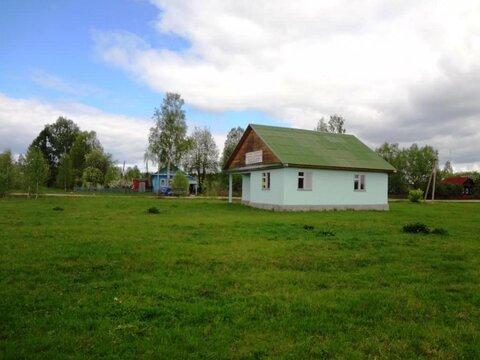 Дом 84м2 в центре деревни Устиново - Фото 1