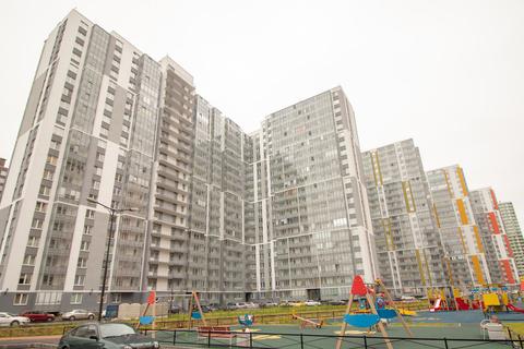 Аренда квартиры, Кудрово, Всеволожский район, Столичная ул. - Фото 2