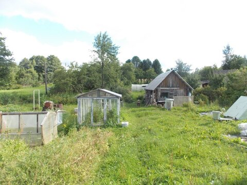 Дача с баней и колодцем в Пушкиногорском районе - Фото 1