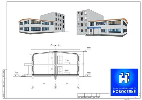 Земля под постройку офиса Первомайский проспект д. 40 - Фото 3