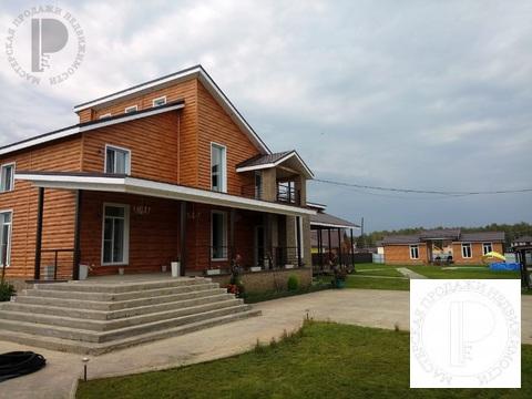 Дом в ДНТ «Шарье» (напротив Старцево). Площадь 300м2 (6 комнат) - Фото 2
