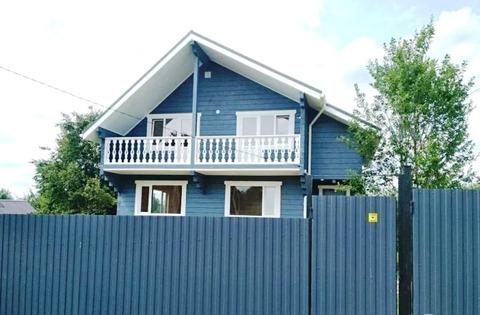 Объявление №49369147: Продажа дома. Воскресенское