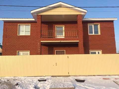 Дом 200 м2 на участке 8 сот. с полной отделкой - Фото 1