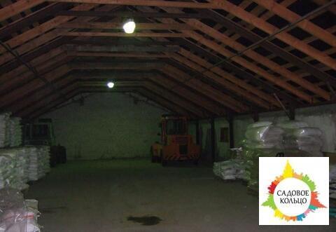 Под склад, ангарного типа, неотапл, выс.: от 3-6 м, пол бетон, с отд. - Фото 1