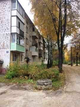 2-комнатная квартира, ул. Горького д. 8, Купить квартиру в Егорьевске по недорогой цене, ID объекта - 322613720 - Фото 1