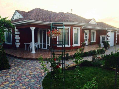 Продам дом в Чистеньком, 3км от Симферополя, площадь участка 11 сот. - Фото 1