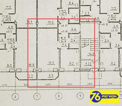 1-комнатная квартира 35м2 Фрунзенский район - Фото 5