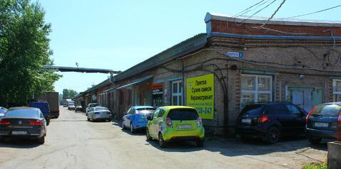 Сдам в аренду теплое производственное теплое помещение в Ижевске - Фото 1