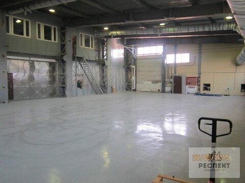 Производственно складское помещение 570 кв.м. - Фото 1
