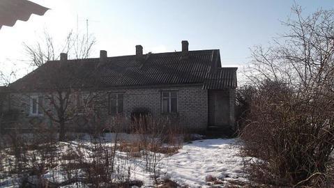 Дом 12 км от Рай-Центра Ельня в деревне Павлово - Фото 1