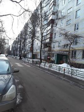 3 ком. кв .м. Домодедовская, Ореховый б-р, д.12, к.2 - Фото 2