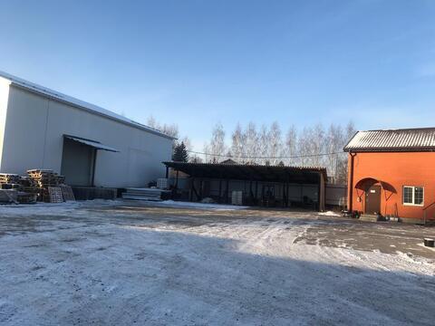 Аренда открытой площадки 1500 кв м в г. Мытищи - Фото 2