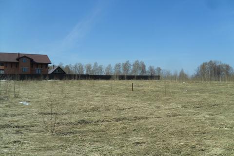 Земельный участок с видом на Волгу 25 км. от Н.Новгорода - Фото 3