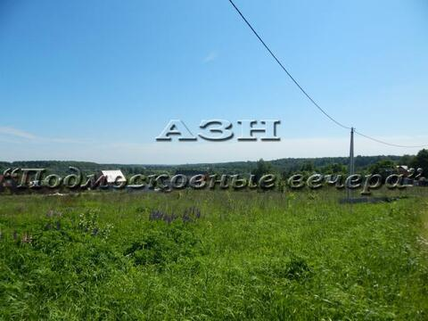 Волоколамское ш. 60 км от МКАД, Бужарово, Участок 15 сот. - Фото 1