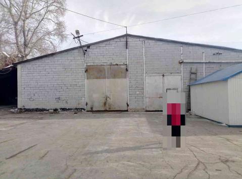 Аренда склада 597.5 м2 - Фото 1