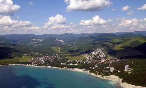 База Отдыха в пригороде Геленджика, 8352 кв.м, рядом с морем - Фото 3