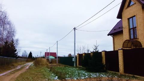 17 соток ИЖС. Наро-Осаново. 55 км. от МКАД. - Фото 5
