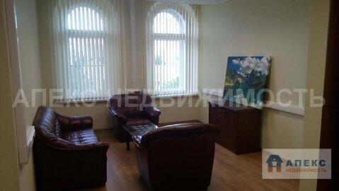 Аренда офиса 460 м2 м. Пушкинская в административном здании в Тверской - Фото 1