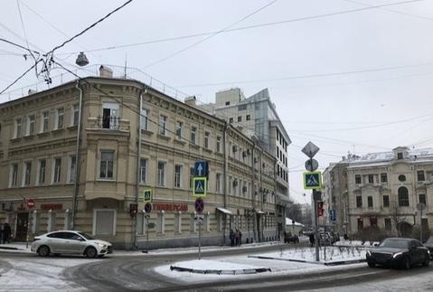 Торговое помещение по адресу Лялин пер, д.5 - Фото 1