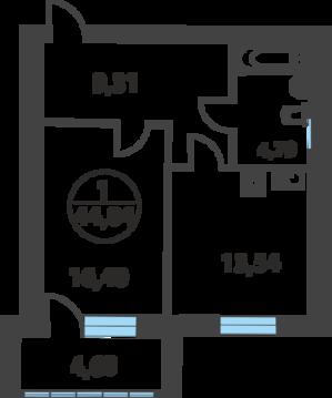 Продажа квартиры, Боровский, Тюменский район, Ул. Мира, Купить квартиру Боровский, Тюменский район по недорогой цене, ID объекта - 318370079 - Фото 1