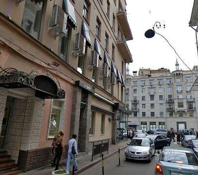 Офис в Москва Тверская ул, 12с2 (456.0 м) - Фото 1