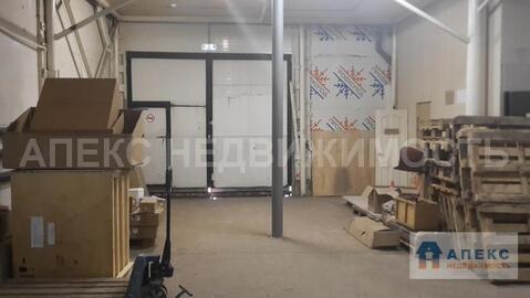 Аренда помещения пл. 230 м2 под склад, м. Текстильщики в складском . - Фото 1