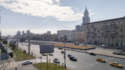 Продается квартира Москва, Ленинградский проспект,74к1 - Фото 3