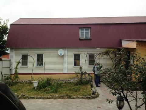 Земельный участок ИЖС 25 соток с 2х эт. домом и надворными постройками - Фото 5
