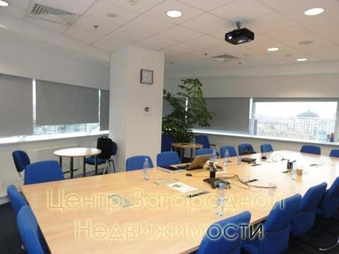 Аренда офиса в Москве, Смоленская, 1584 кв.м, класс A. м. . - Фото 3