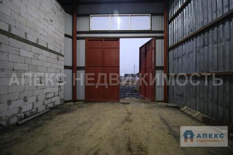 Аренда помещения пл. 1250 м2 под склад, офис и склад Обухово . - Фото 4