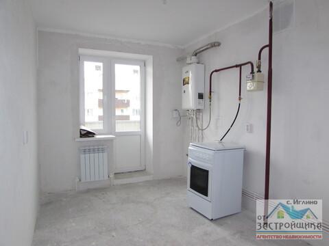 Продам 1-к квартиру, Иглино, улица Ворошилова 28г - Фото 4