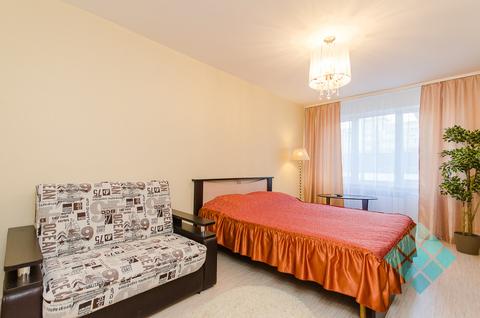 1-комнатная посуточно с угловой ванной в новом доме на ул.Невзоровых - Фото 2