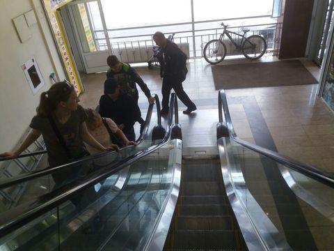 """ТЦ """"Меримис"""" 833м2, 3-й этаж, Ак.Янгеля - Фото 4"""