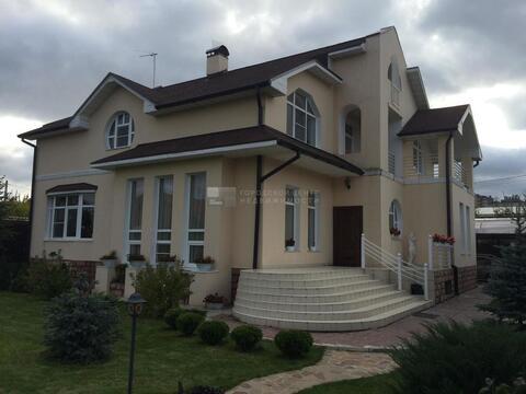 3-х этажный дом 360 кв. м на участке 14 соток по Дмитровскому шоссе 5 . - Фото 1