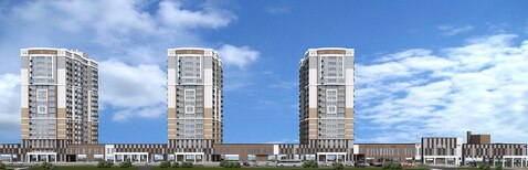 Квартира на есенина 9, Новостройка, от подряда - Фото 2