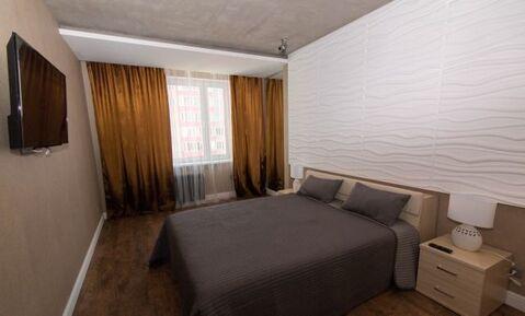 Отличная, просторная квартира в новом доме, дизайнерский ремонт. - Фото 1